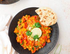 Pinda curry