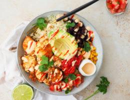 Pittige Mexicaanse bowl